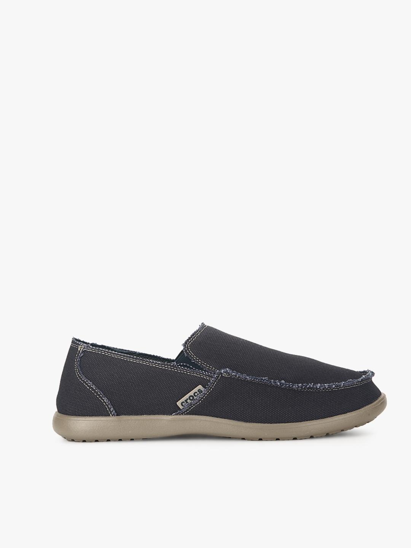 ac4405242 Buy Santa Cruz Navy Blue Moccasins - Casual Shoes for Men 7901455 ...