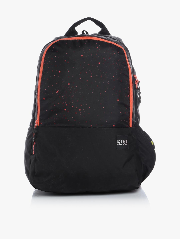 Black Backpack Wildcraft Backpacks