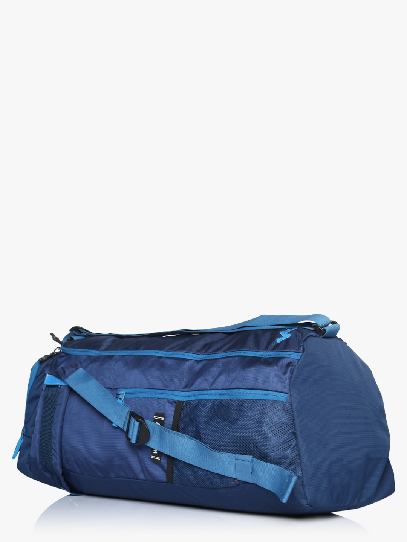 Buy Navy Blue Polyester Duffel Bags - Duffel Bag for Unisex 7949713 ... 48ba0919f66fb