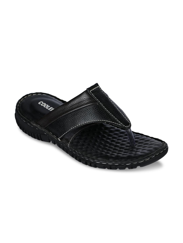 0ca7974b65f4 Buy Liberty Men Black Comfort Sandals - Sandals for Men 7868093