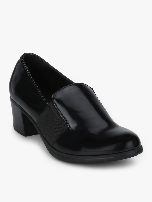 Buy Black Belly Shoes - Heels for Women
