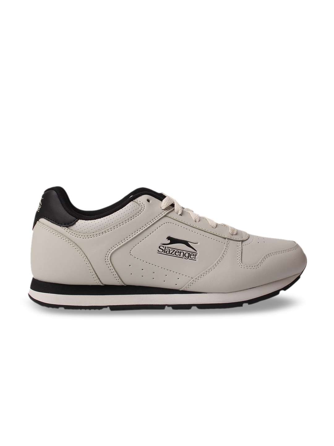 ea264b1dc79 Slazenger Men Off-White Leather Training Shoes. This product is already at  its best price