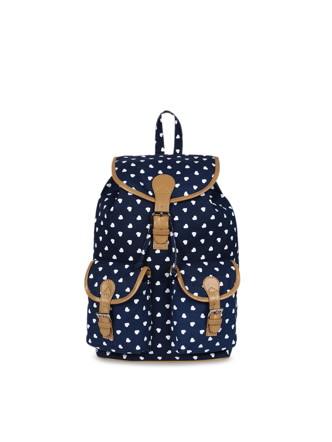 Lychee bags Blue Printed Shoulder Bag
