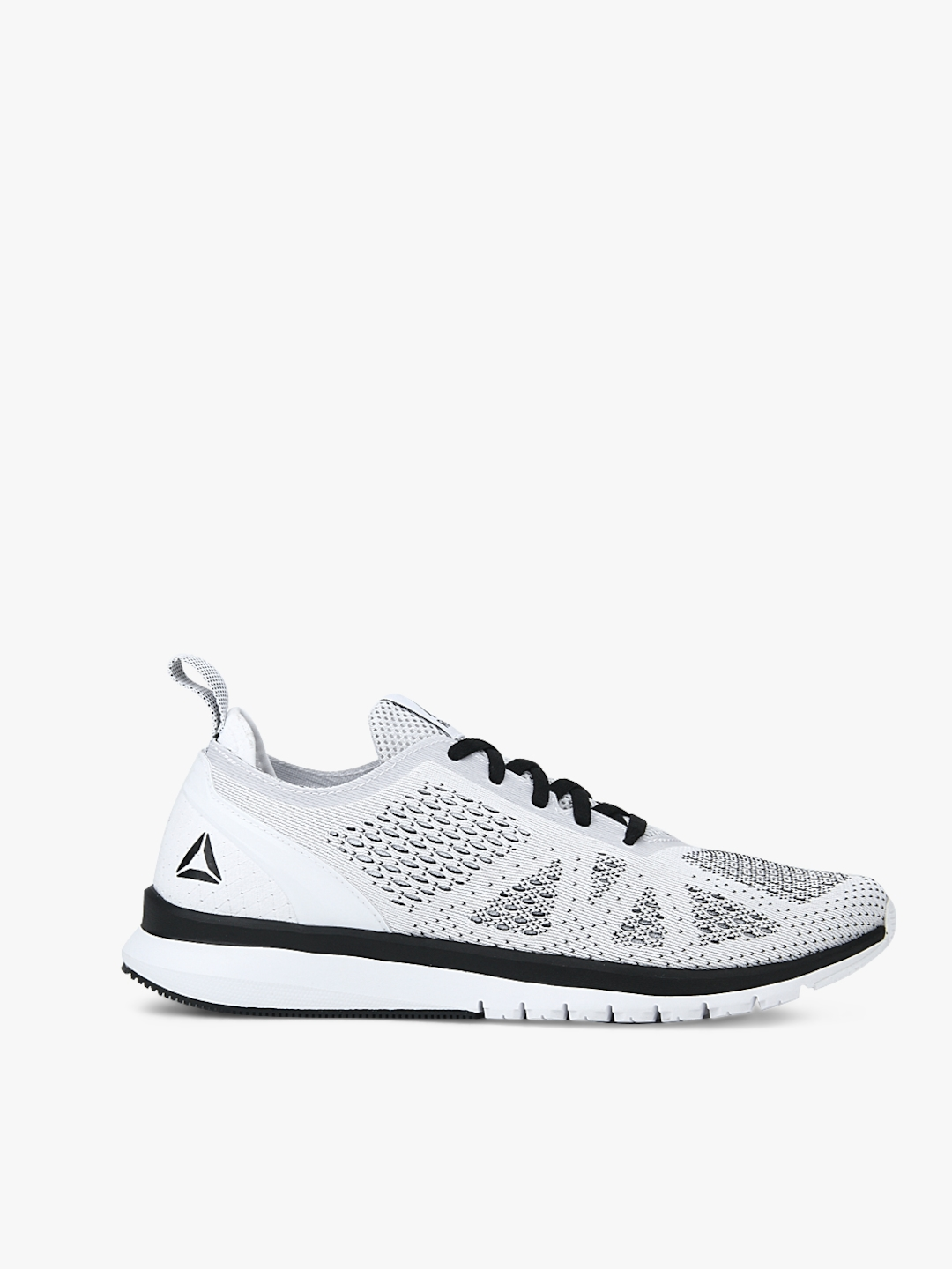 Buy Reebok Men White Printed Smooth Clip Ultk Running Shoes - Sports ... 042a3a85e