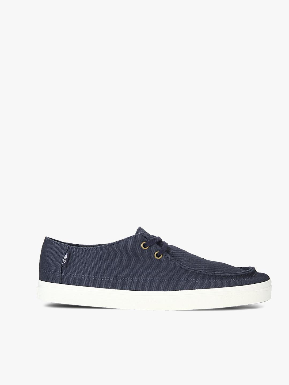 Buy Vans Men Navy Solid Rata Vulc SF Sneakers - Casual Shoes for Men ... 84ae768b76