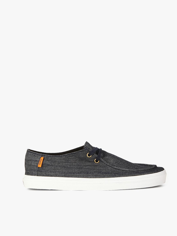 a0aeb23e29 Buy Vans Men Navy Rata Vulc SF Denim Sneakers - Casual Shoes for Men ...
