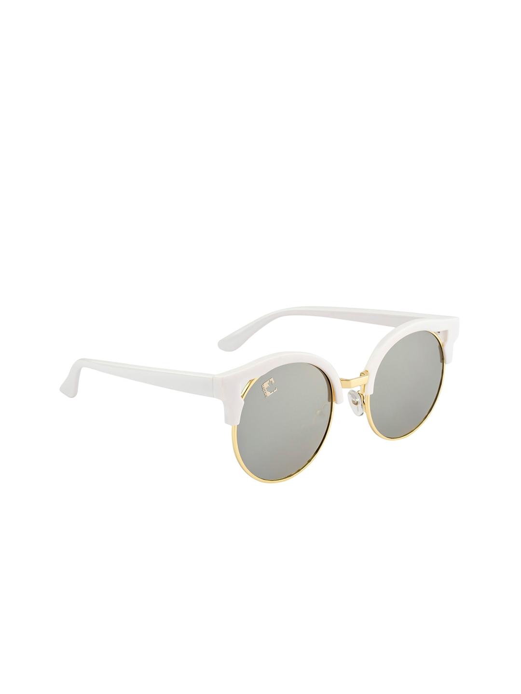 Clark N Palmer Women Oval Sunglasses CNP D15111 S101