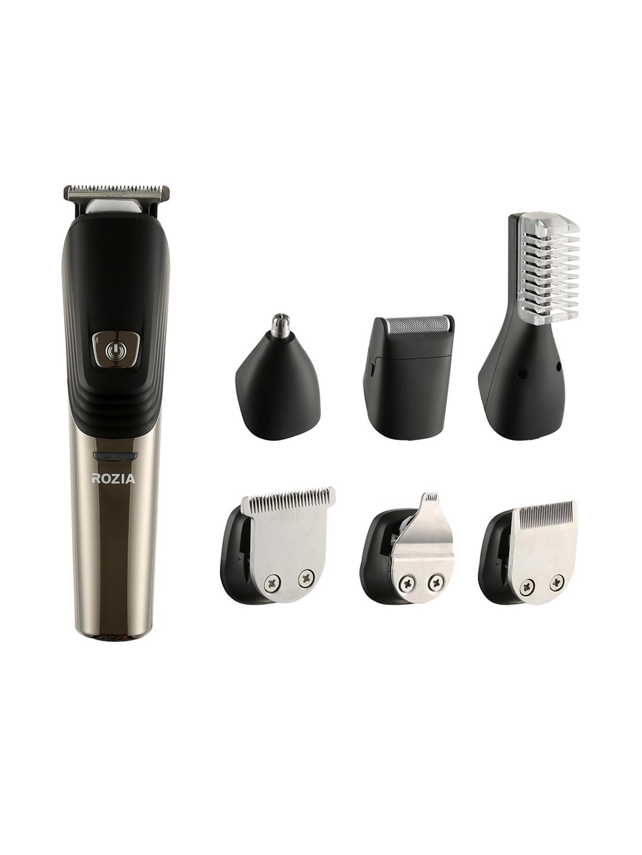 Rozia Men 6 in 1 Multi Functional Grooming Kit