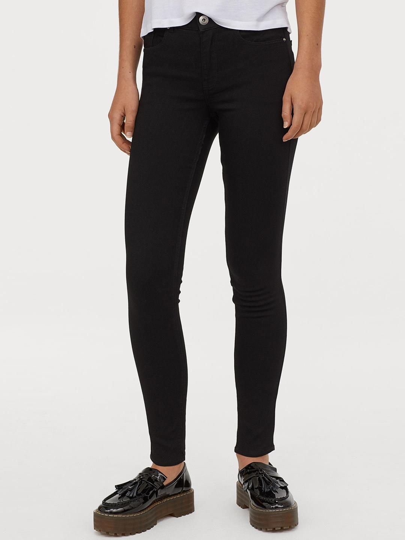 H M Women Super Skinny Regular Jeans