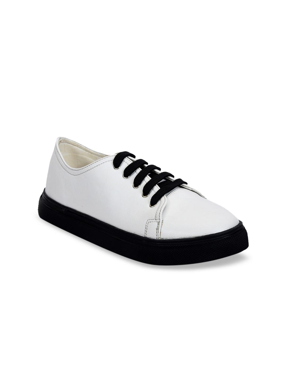 meriggiare Women White Sneakers