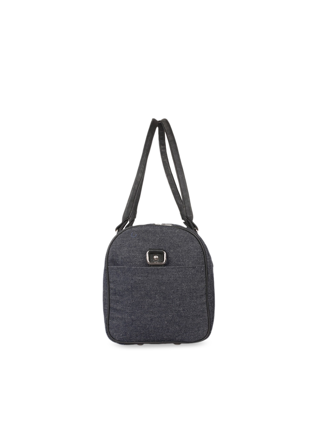 f947699f6fcd Buy Pick Pocket Navy Blue Solid Denim Duffle Bag - Duffel Bag for ...