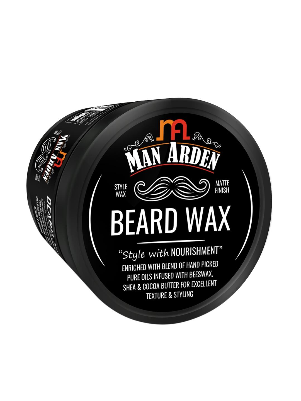 999186fe78cd1 Buy Man Arden Men Beard Wax 50gm - Beard & Moustache Care for Men ...