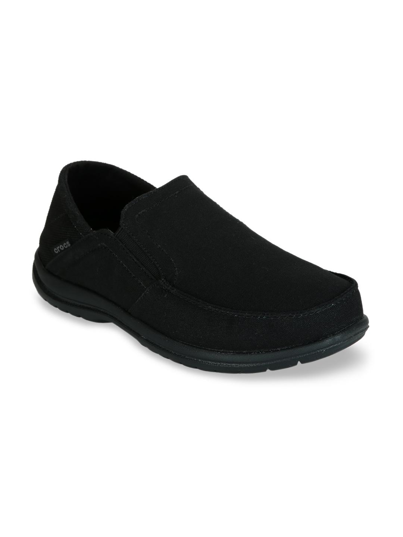 af9a9408a Buy Crocs Men Black Loafers - Casual Shoes for Men 9054965