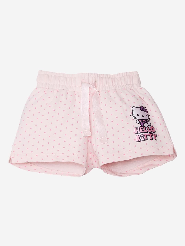 b1032b703e Buy Hello Kitty Girls Pink Printed Regular Fit Hot Pants - Shorts ...