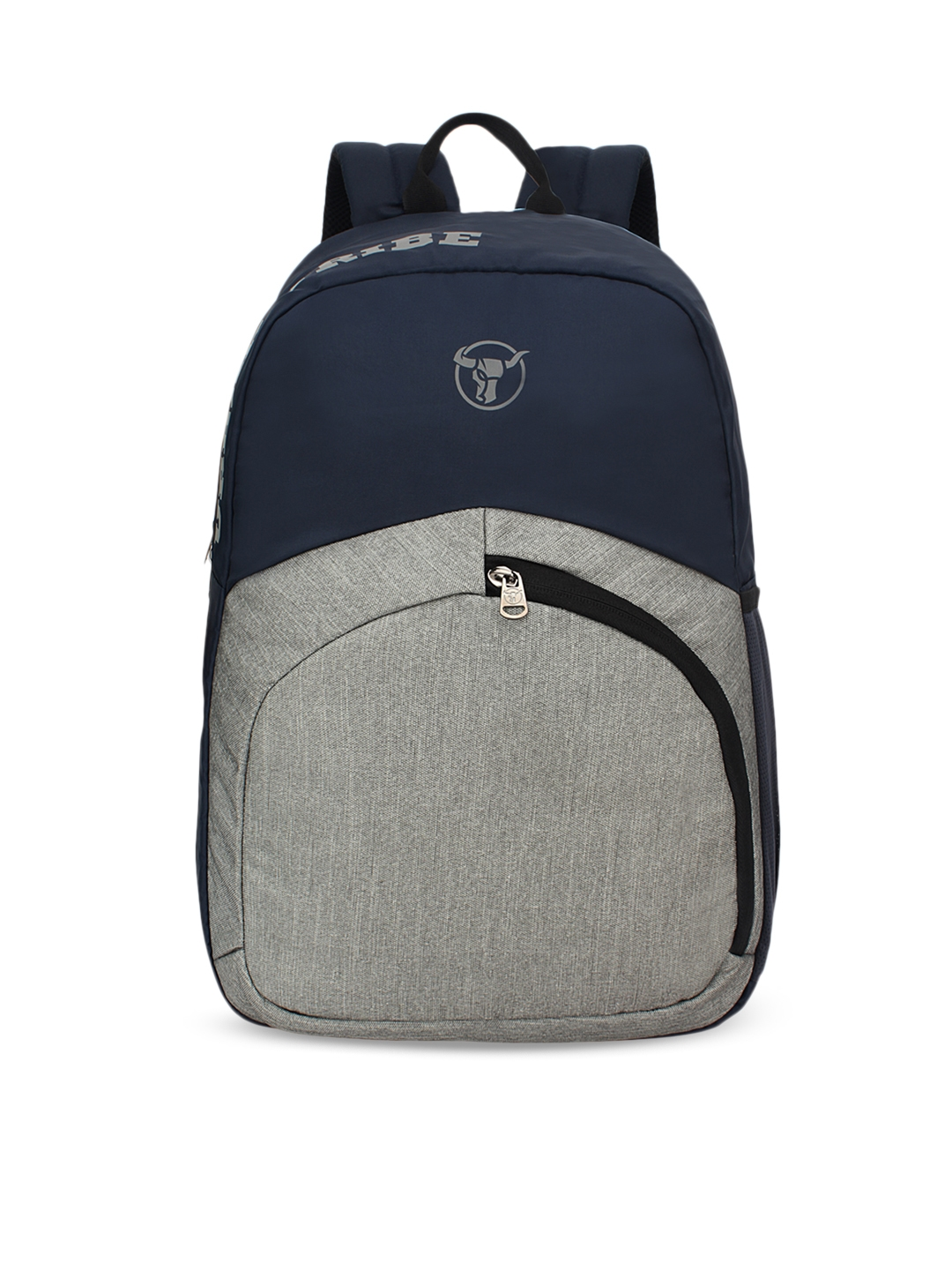 URBAN TRIBE Unisex Blue   Grey Solid Backpack