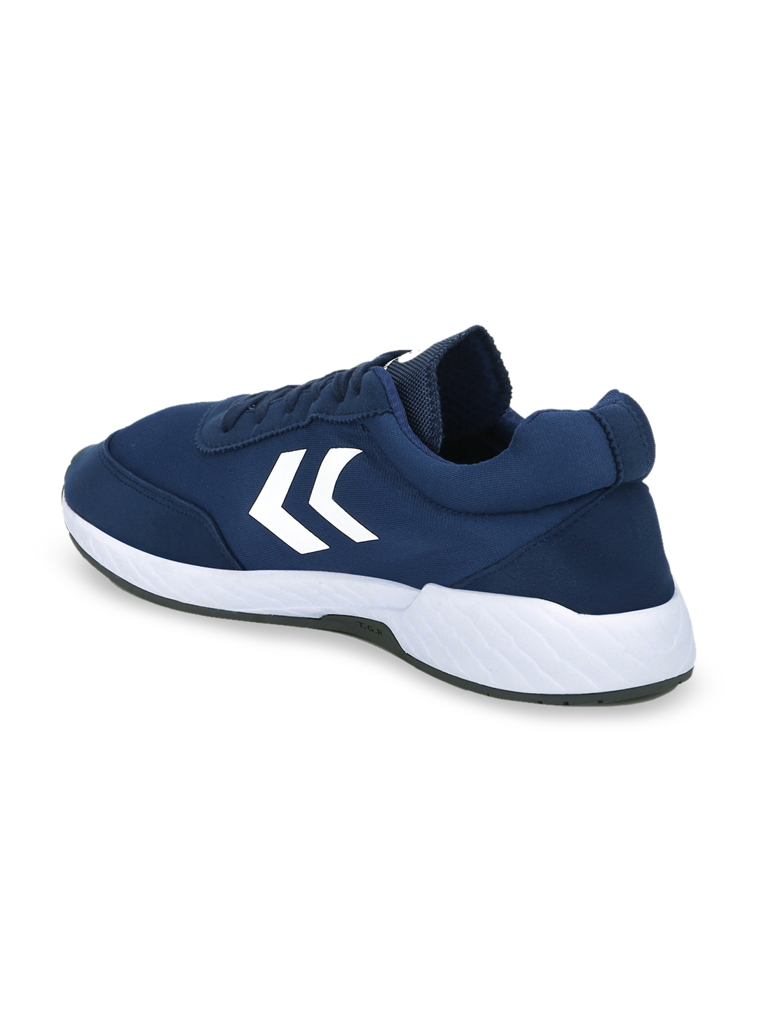 san francisco 7cbe3 6fa28 Buy Hummel Unisex Blue Legend Retro Sneakers - Casual Shoes ...