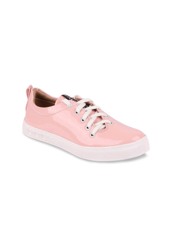 FAUSTO Women Pink Sneakers