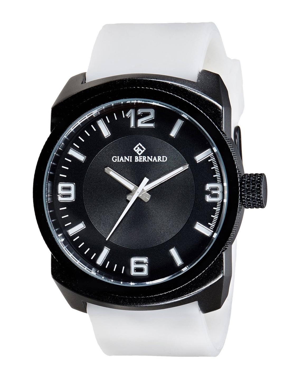 Giani Bernard Men Black Analogue Watch  GB 112E