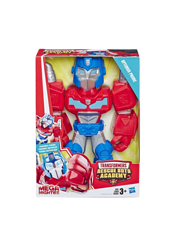 TRANSFORMERS Kids Red   Blue Mega Mighties Optimus