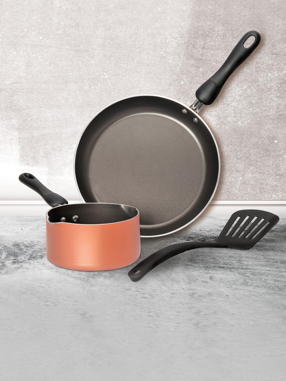 MEYER Non Stick 3 Piece Cookware Set