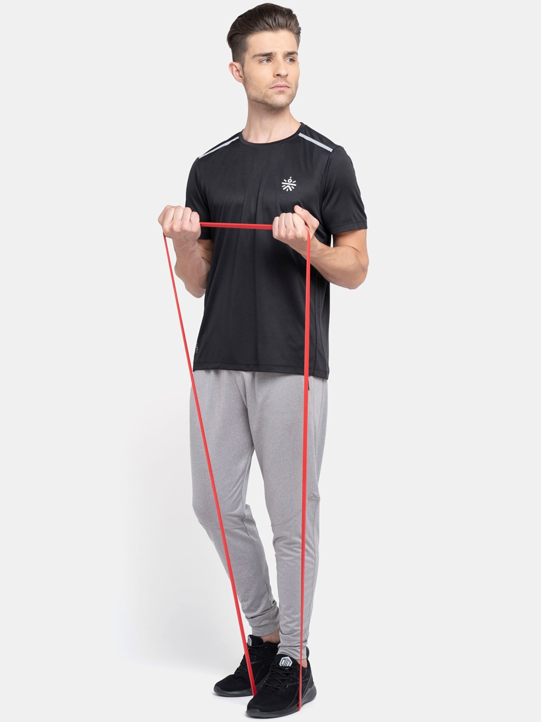 Cultsport Unisex Red Powerloop Resistance Band