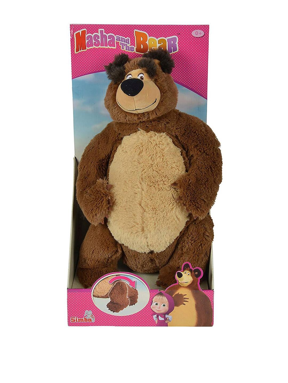 Masha and The Bear Unisex Kids Plush Bear