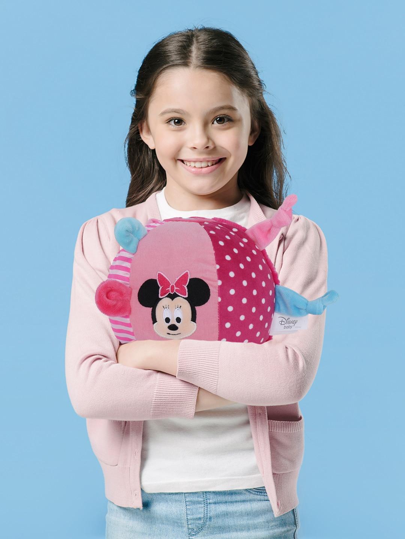 DISNEY PLUSH Unisex Kids Multicoloured Minnie Mouse Soft Toy