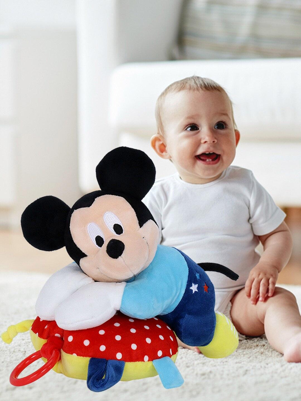 DISNEY PLUSH Kids Multicolour Mickey Mouse Musical Stuffed Soft Toy