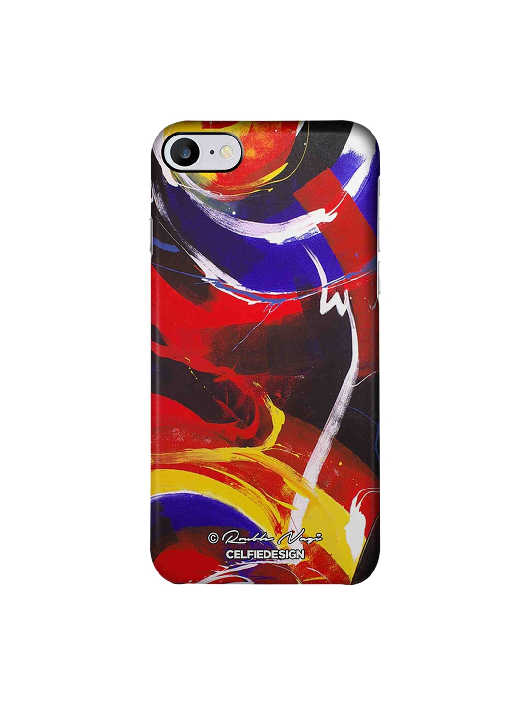 CelfieDesign New World Apple iPhone 7 Back Cover Rouble Nagi