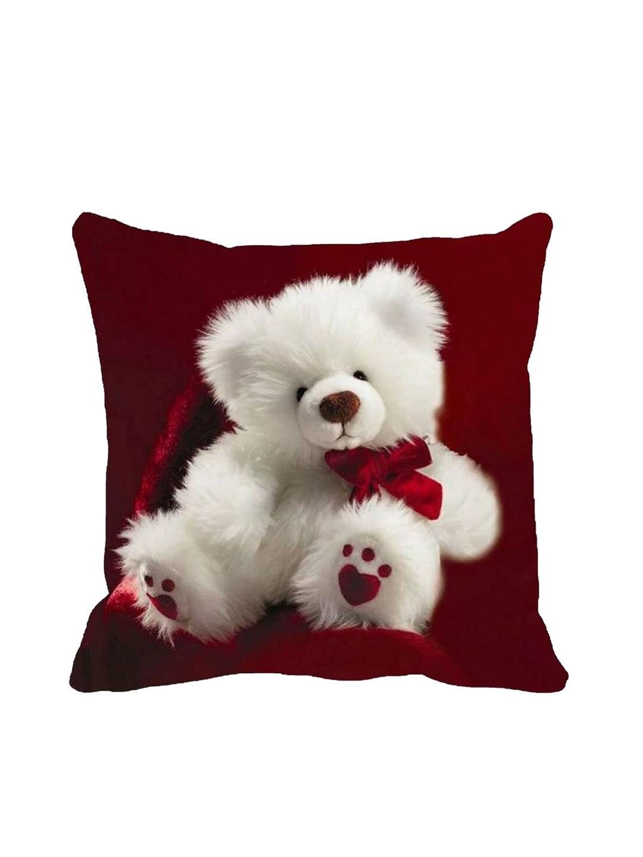 Ultra Kids White Angel Teddy Pillow Soft Toy