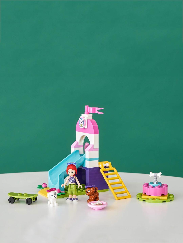 LEGO Kids Multicoloured Puppy Playground Construction Playset