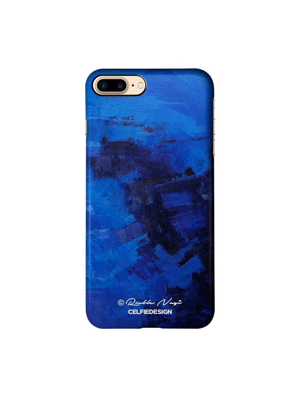 CelfieDesign Unisex Multi Quirky Horizon Rouble Nagi Sustainable Apple iPhone 7 Plus Back Cover