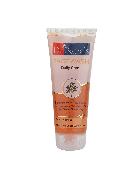 Dr. Batras Unisex Orange Daily Care Face Wash 200 gm