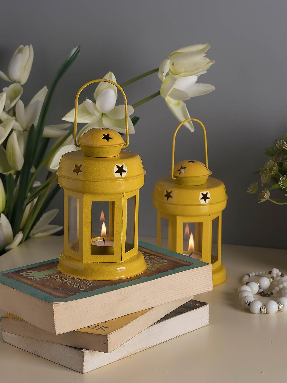 Homesake Set of 2 Light Hanging Lantern