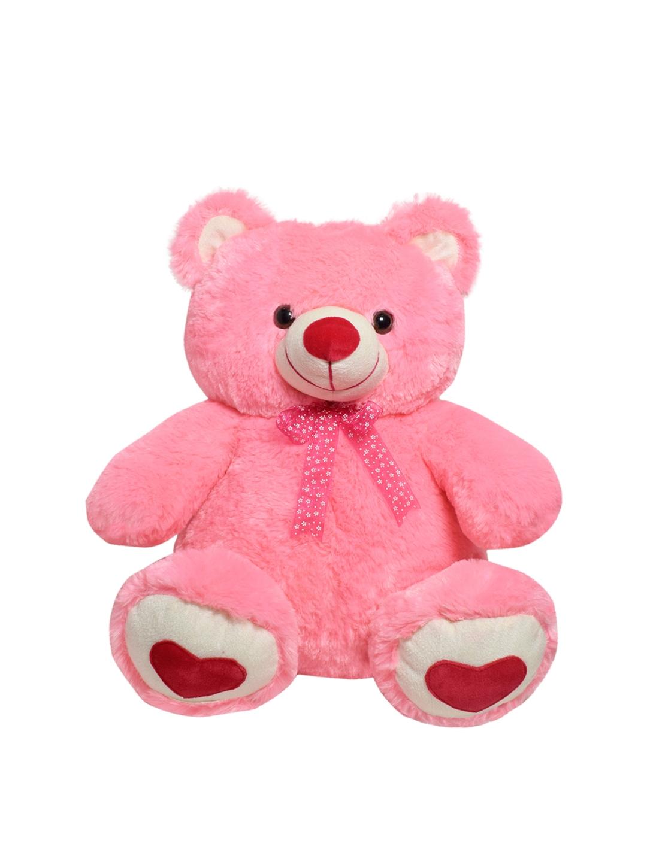 Ultra Kids Pink   White Soft Hugging Angel Teddy Soft Toy