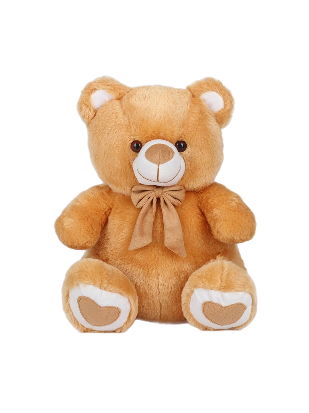 Ultra Kids Brown   White Spongy Teddy Soft Toy