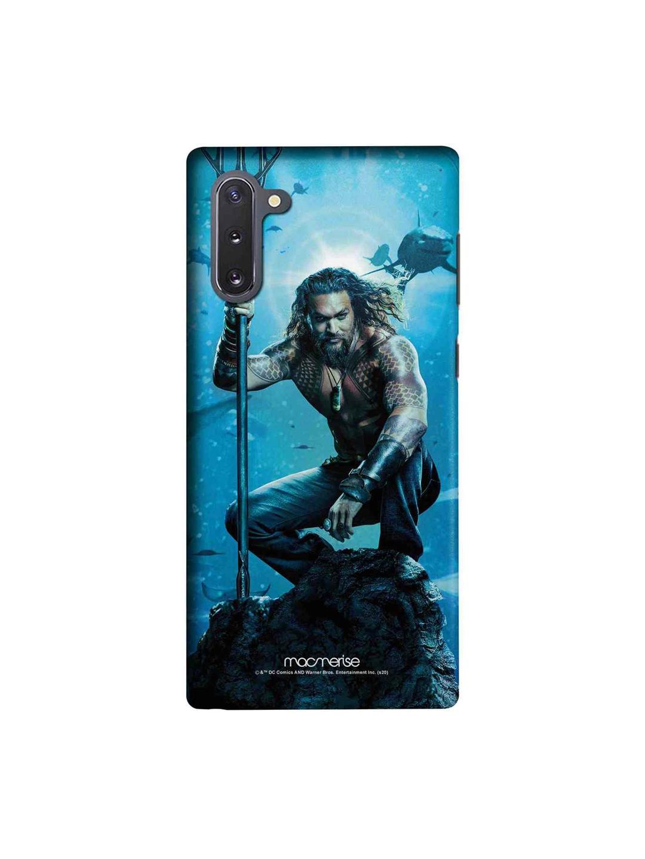 macmerise Blue   Grey Aquaman Sublime Samsung Galaxy Note10 Back Cover
