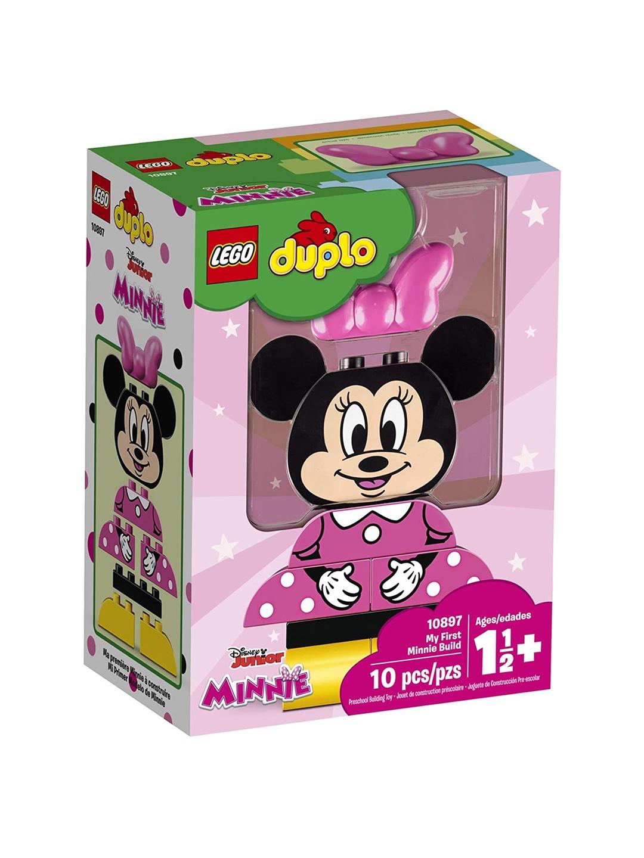 LEGO Kids Multicoloured My First Minnie Build