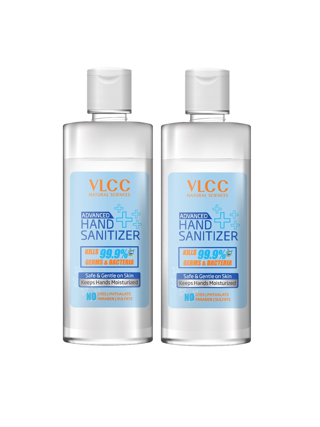 VLCC Pack of 2 Hand Sanitizer 1000 ml