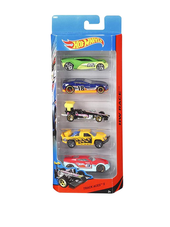 Hot Wheels Kids 5 Car Gift Pack
