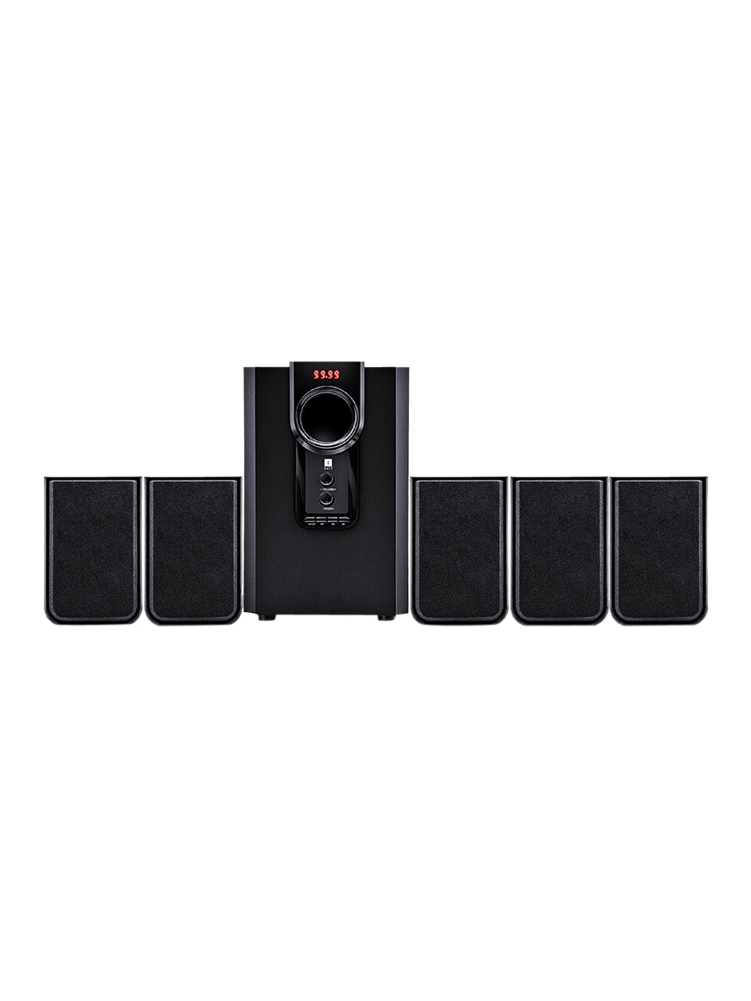 iBall Black Theatre 5.1 Home Theater System