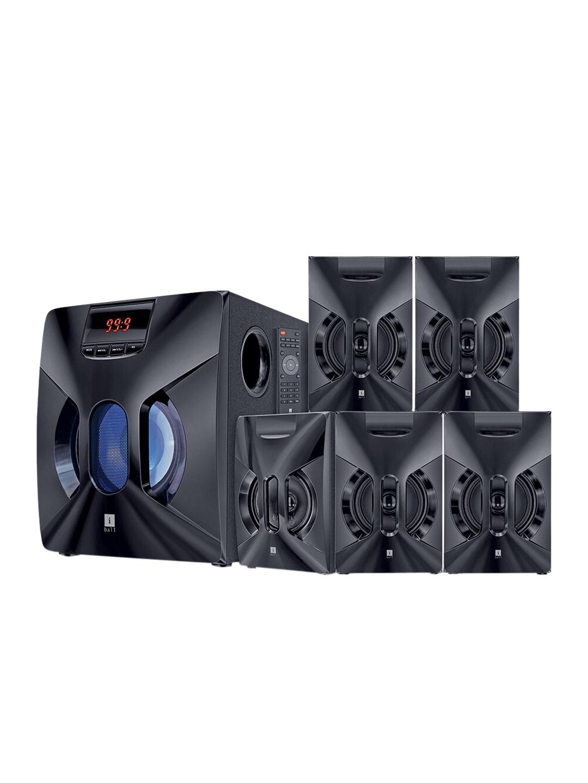 iBall Black Boom Box Bluetooth 5.1 Speaker