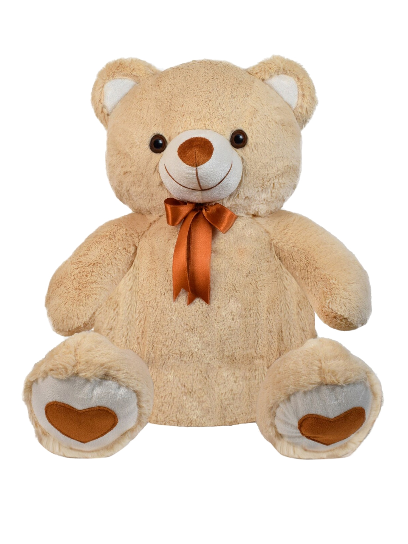 Ultra Kids Camel Brown   White Hugging Angel Teddy Soft Toy