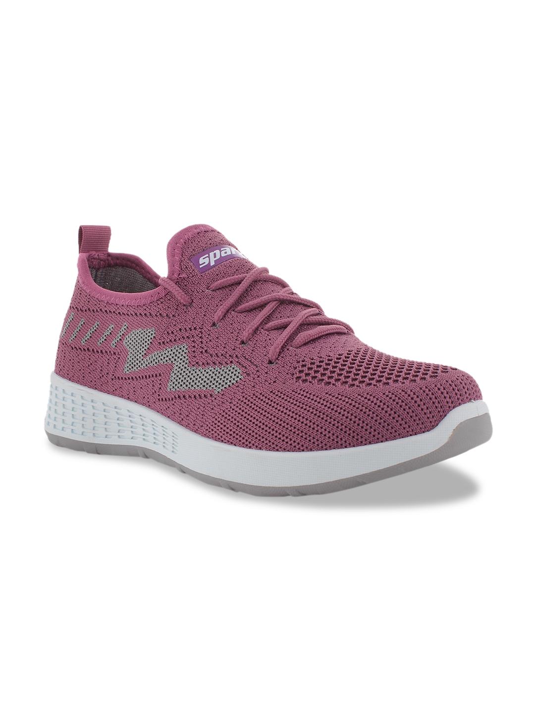 Sparx Women Mauve Sneakers