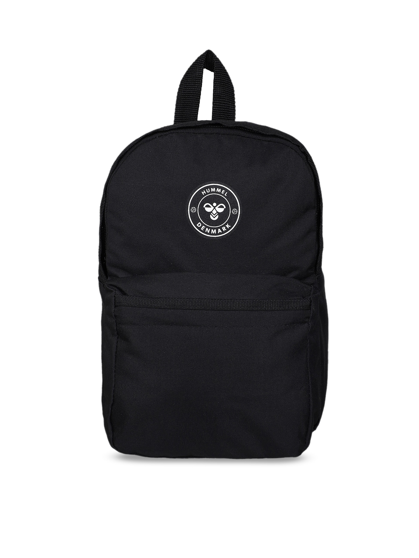 hummel Unisex Black Backpacks
