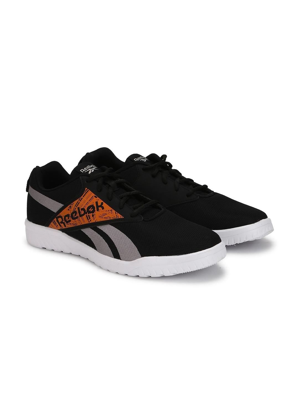 Reebok Men Black Running Non Marking Shoes