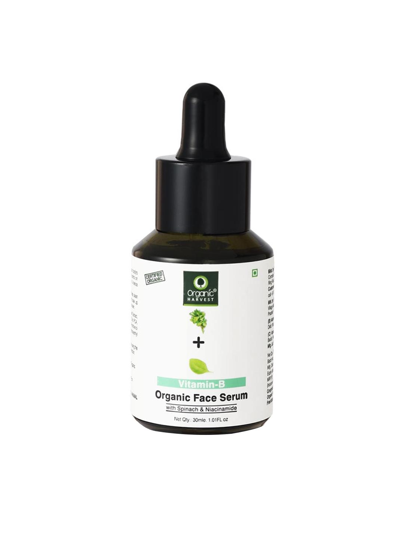 Organic Harvest Vitamin B Face Serum, 30ml