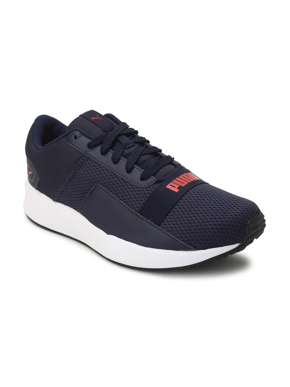 Puma Men Blue Running Shoes