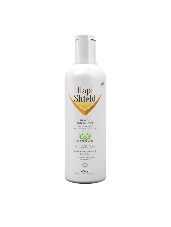 Hapi Shield Herbal Hand Sanitiser 400 ml