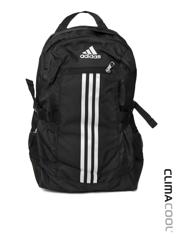 fcdbeae07aab Buy ADIDAS Unisex Black BP Power II LS Backpack - Backpacks for Unisex  108192
